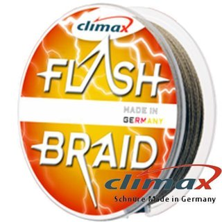 Climax Flash Braid 0,14mm 9,0kg