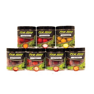 Pro Line Coated Hookbaits The NG Squid Core 20mm 200ml