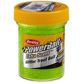 Berkley Powerbait Select Glitter Troutbait Chartreuse