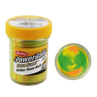 Berkley Powerbait Select Glitter Troutbait Rainbow